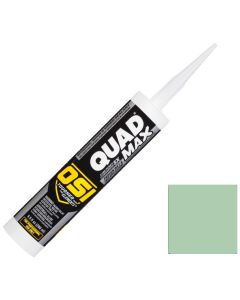OSI Quad Max Window Door Siding Sealant Caulk 10oz Green 769 12ct