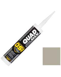 OSI Quad Max Window Door Siding Sealant Caulk 10oz Green 770 12ct