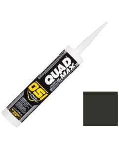 OSI Quad Max Window Door Siding Sealant Caulk 10oz Green 775 12ct