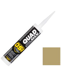OSI Quad Max Window Door Siding Sealant Caulk 10oz Green 781 12ct