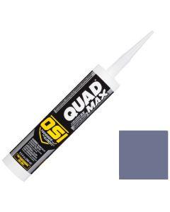 OSI Quad Max Window Door Siding Sealant Caulk 10oz Blue 818 12ct
