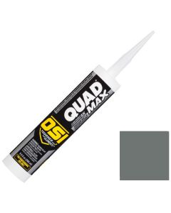 OSI Quad Max Window Door Siding Sealant Caulk 10oz Blue 819 12ct