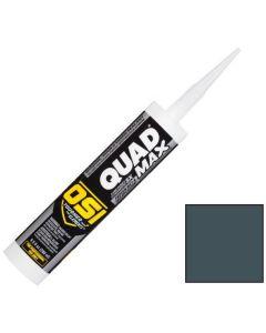 OSI Quad Max Window Door Siding Sealant Caulk 10oz Evening Blue 827