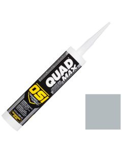 OSI Quad Max Window Door Siding Sealant Caulk 10oz Blue 851 12ct