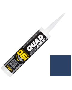 OSI Quad Max Window Door Siding Sealant Caulk 10oz Blue 855 12ct