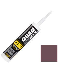 OSI Quad Max Window Door Siding Sealant Caulk 10oz Red 967 12ct