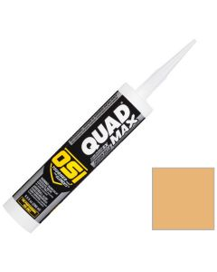 OSI Quad Max Window Door Siding Sealant Caulk 10oz Beige 494 12ct