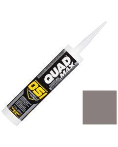 OSI Quad Max Window Door Siding Sealant Caulk 10oz Night Gray 567