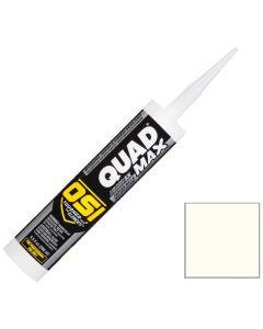 OSI Quad Max Window Door Siding Sealant Caulk 10oz White 005 12ct