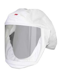 3M 7000127429 Versaflo Respirator Headcover S-133S-5 White S-M 5ct