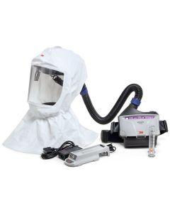 3M 7100153814 Versaflo Easy Clean PAPR Respirator Kit TR-300N Plus