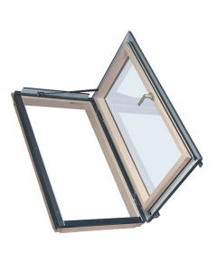 "FAKRO FWU-R 2446 Egress Roof Window Tempered Low E 22.25""x45.25"""