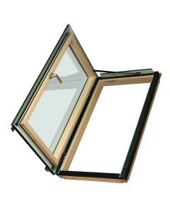 "FAKRO FWU-L 2446 Egress Roof Window Tempered Low E 22.25""x45.25"""