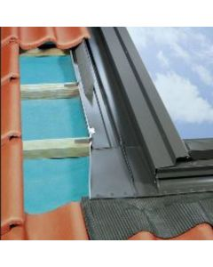 "FAKRO ELW 2446 Lo Profile Shingle Flashing for Egress Roof Window 24""x38"""