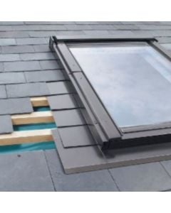 FAKRO EL 806 Lo Profile Shingle Flashing for Deck Mount Skylight