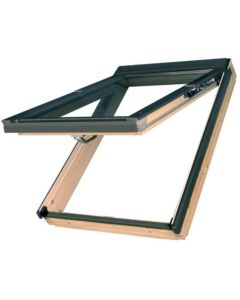 "FAKRO FPP-V L3 3055 Deck Mount PS-Pivot Roof Window Laminated Lo E 30""x55"""