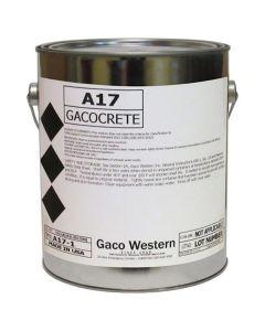 Gaco A17 Gacocrete Acrylic Resurfacer 1 Gallon
