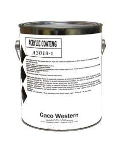 Gaco A38 Adobe Acrylic Coating Low VOC 1 Gallon