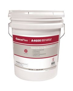 Gaco A46 Acrylic Roof Coating 5 Gallon White
