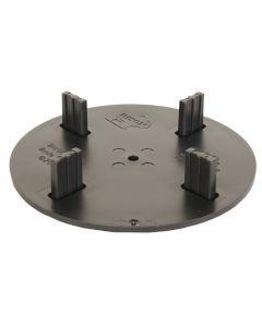 "Bison VT316 Ultra Low Height Pedestal 3/16"" Tab Wood Tiles"