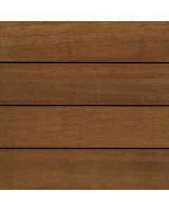 Bison WTBAMBOO24EPIC4PLANKSM Bamboo Tile Smooth Epic Finish 2'x2' 4-Plank