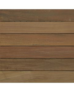 "Bison WTIPE726SMOOTH Ipe Wood Tile Smooth 72""x24"" 6-Plank"