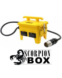 Century Wire Scorpion Box 50A 125/250V 2PH