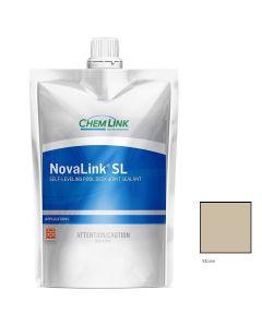 ChemLink F1239 NovaLink Pool Deck Sealant 68oz Pouch 4ct-Stone