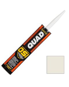 OSI Quad Window Door Siding Sealant Caulk 10oz Arctic White 004