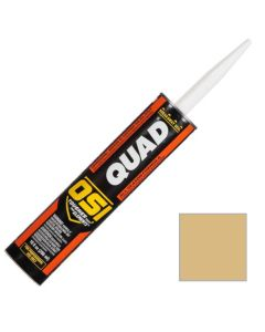 OSI Quad Window Door Siding Sealant Caulk 10oz Navajo Beige 406