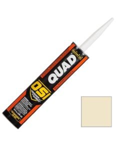 OSI Quad Window Door Siding Sealant Caulk 10oz Sail Cloth 496
