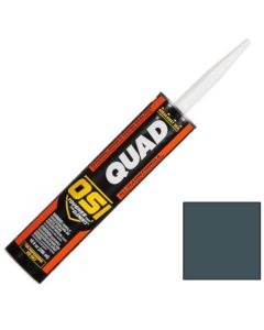 OSI Quad Window Door Siding Sealant Caulk 10oz Evening Blue 827