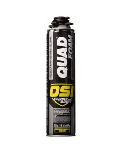 OSI Quad 1866185 Window and Door Foam Sealant 21.1 oz Tan