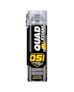 OSI Quad 1927125 Window and Door Foam Sealant 16 oz Tan