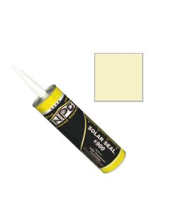 NPC 900 Solar Seal Caulk 19oz Pro Size Wolverine Ivory 9048 9ct