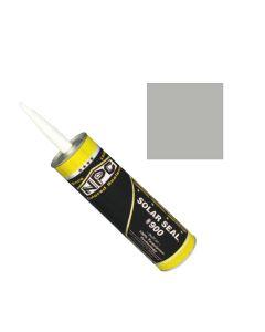 NPC 900 Solar Seal Caulk 19oz Pro Size Pewter Satin Grey 9119 9ct