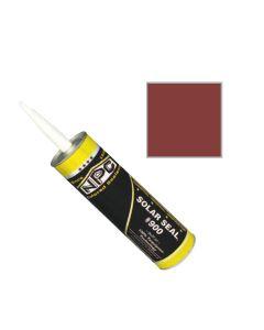 NPC 900 Solar Seal Caulk 19oz Pro Size Richmond Red 9036 9ct