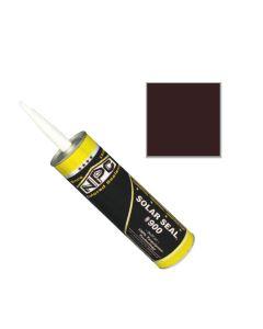 NPC 900 Solar Seal Caulk 19oz Pro Size Tudor Brown 9046 9ct