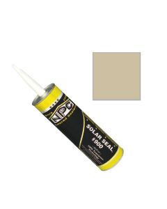 NPC 900 Solar Seal Caulk 19oz Pro Size Wicker 9013 9ct