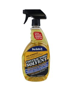 De-Solv-It Orange-Sol Contractors Solvent Trigger Spray 33oz