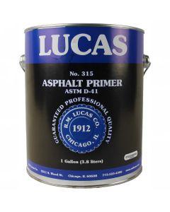 Lucas 315 Asphalt Primer 1 Gallon