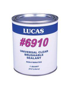Lucas 6910 Universal Clear Sealant Non-Fibrated Quart