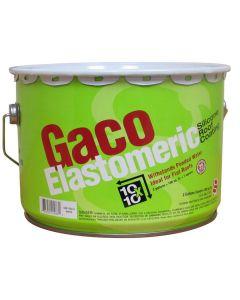 Gaco Elastomeric Silicone Roof Coating 2 Gallon White