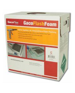 Gaco FlashFoam Spray Foam Insulation and Roof Foam Spray Kit