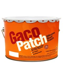 Gaco Patch Silicone Roof Patch White 2 Gallon