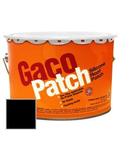 Gaco Patch Silicone Roof Patch Black 2 Gallon