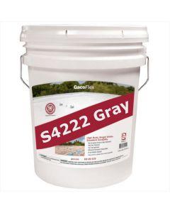 Gaco Flex S4222 Silicone Roof Coating 5 Gallon Gray