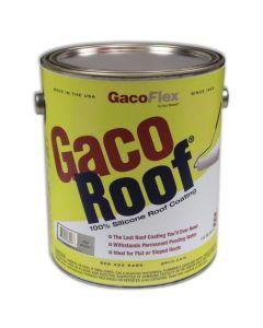 Gaco Silicone Roof Coating 1 Gallon Gray