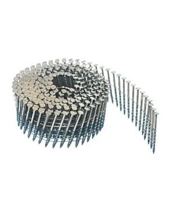 """DaVinci GCN134 Hot Dipped Galvanized Ring Shank Coil Nails 1-3/4"""" 7,200/Box"""