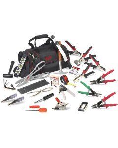 Malco DSKR HVAC Deluxe Starter Kit Redline